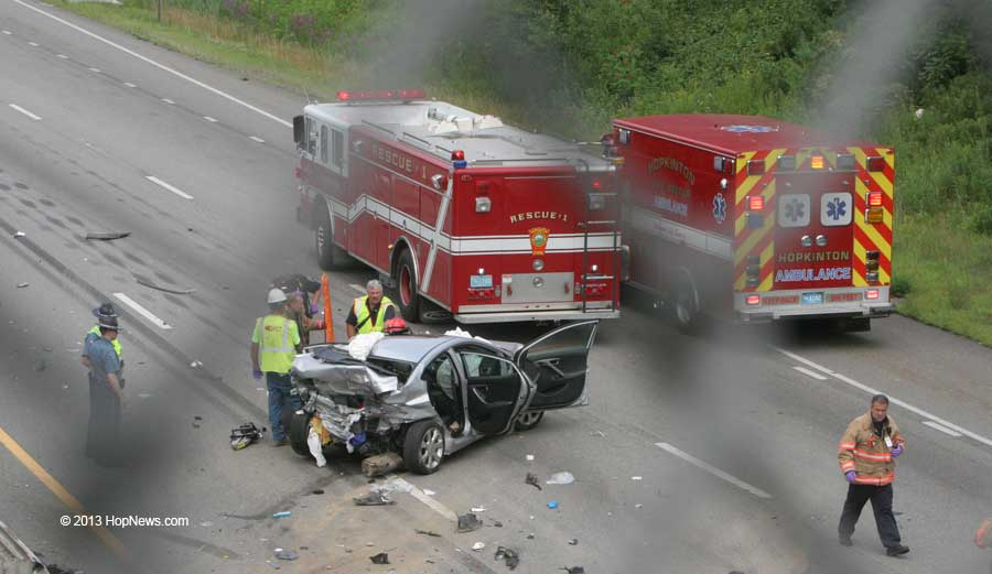 495 car accident This Is How 8 Car Accident Will Look Like - Grad