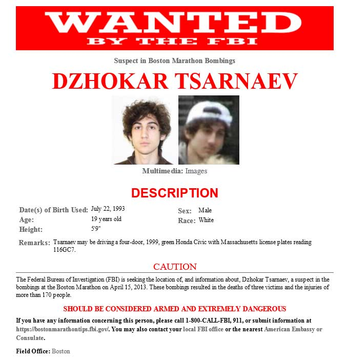 Fbi Wanted Poster Template | Modern Wanted Template